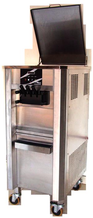 Máquina de Sorvete Expresso Tecno Express Standard