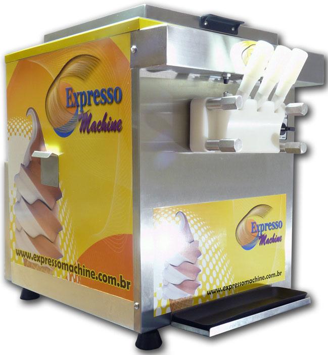 Comprar máquina de sorvete expresso no Mercado Livre