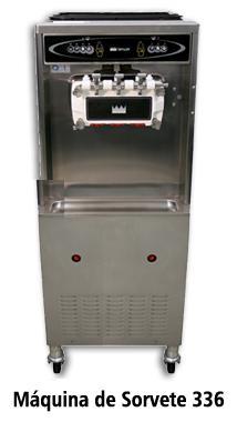 Máquina de sorvete expresso Taylor 336