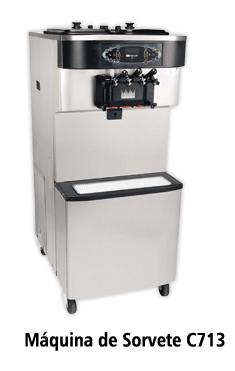 Máquina de sorvete expresso Taylor C713