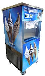 Prazo de entrega e garantia da máquina de Sorvete Expresso Italianinha