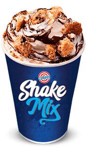 Shake Mix Chiquinho Sorvetes