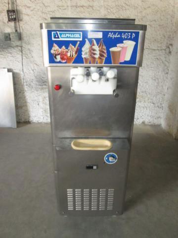 Onde comprar máquina de sorvete Alphagel 2019
