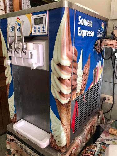 Onde comprar máquina de sorvete Sorvety 2019