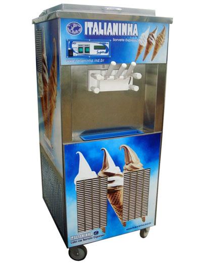 A máquina de sorvete expresso Italianinha é boa?