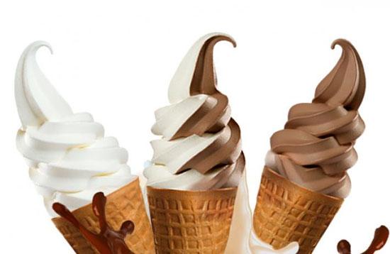 Qual é o melhor sorvete de casquinha: BK, Bob´s ou McDonald´s?