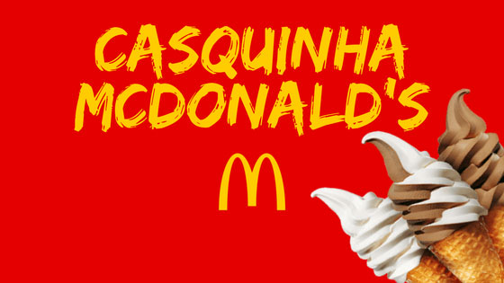 Cupom de casquinha do McDonald's