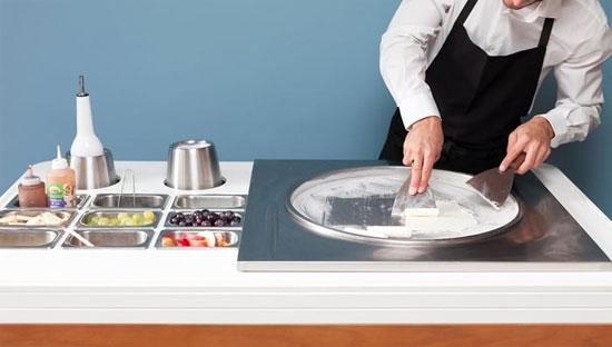 Máquina sorvete chapa: onde comprar